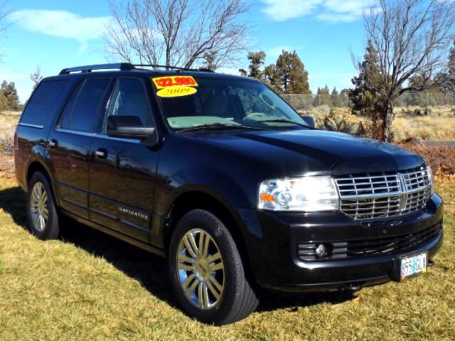 2009 Lincoln Navigator 4WD LUXURY LOADED SUV