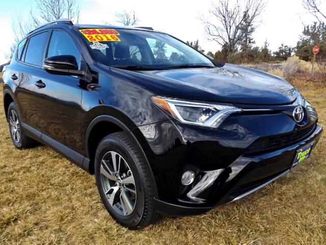 2016 Toyota RAV4 XLE AWD LIKE NEW ONE OWNER FACTORY WARRANTY