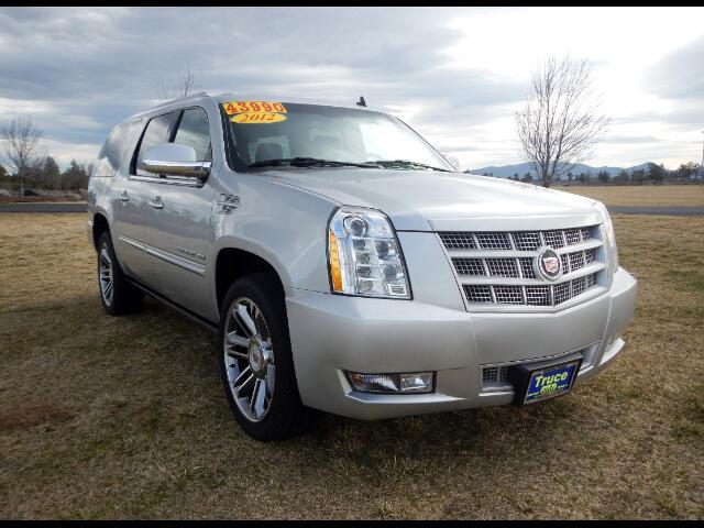 2012 Cadillac Escalade ESV AWD Premium LOADED LOW MILE