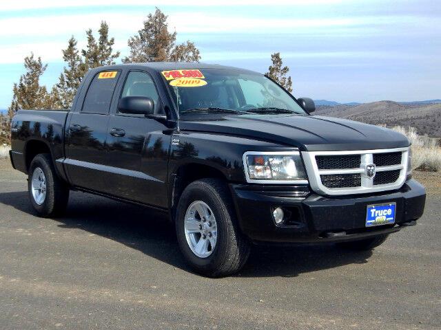 2009 Dodge Dakota Crew Cab Big Horn 4D