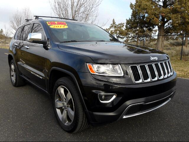 2014 Jeep Grand Cherokee Limited 4WD ONE OWNER