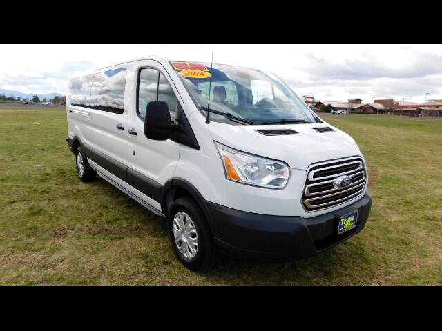 2016 Ford Transit XLT ONE OWNER LOW MILES
