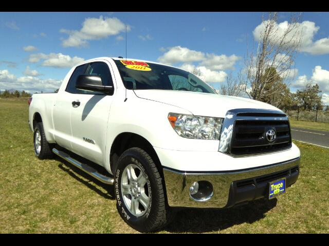 2011 Toyota Tundra Tundra Double Cab 4.6L ONE OWNER LOW MILES