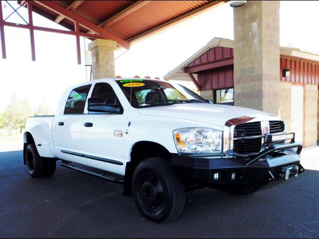 2009 Dodge Ram 3500 Dually Laramie Mega Cab Diesel  Low Miles
