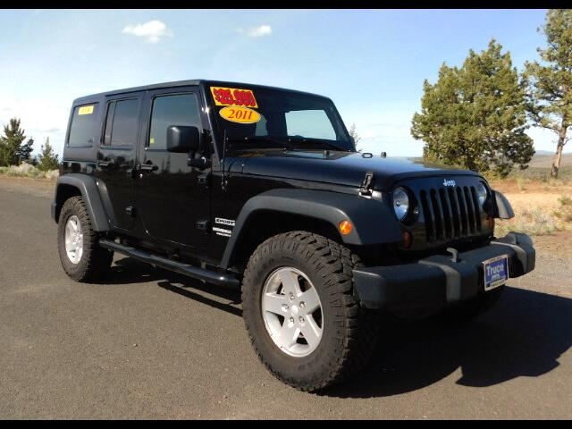 2011 Jeep Wrangler ONE OWNER  Unlimited Wrangler great condition