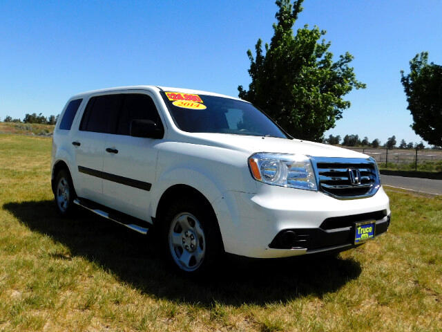 2014 Honda Pilot LX 4WD 5-Speed Automatic ONE OWNER   Low Mile