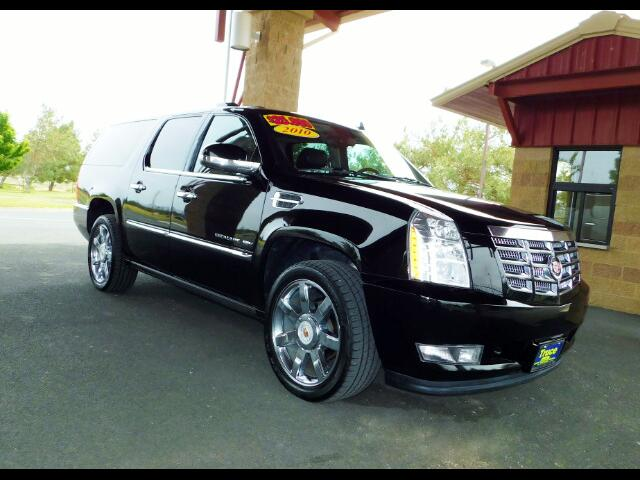 2010 Cadillac Escalade ESV AWD PREMIUM ONE OWNER