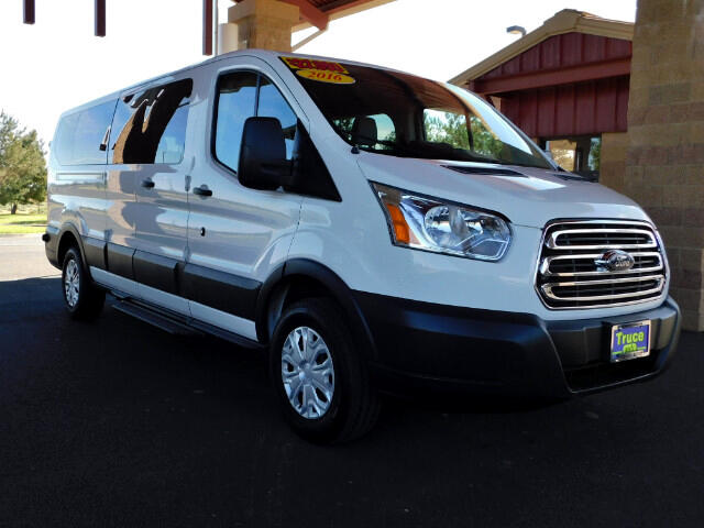 2016 Ford Transit XLT LOW MILE ONE OWNER