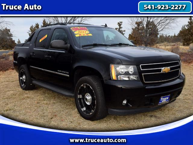 2011 Chevrolet Avalanche LTZ 4WD ONE OWNER