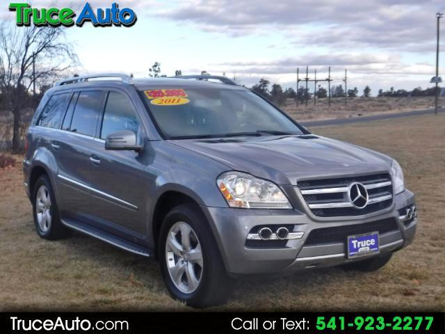 2011 Mercedes-Benz GL-Class GL450 4MATIC THIRD ROW SEATING