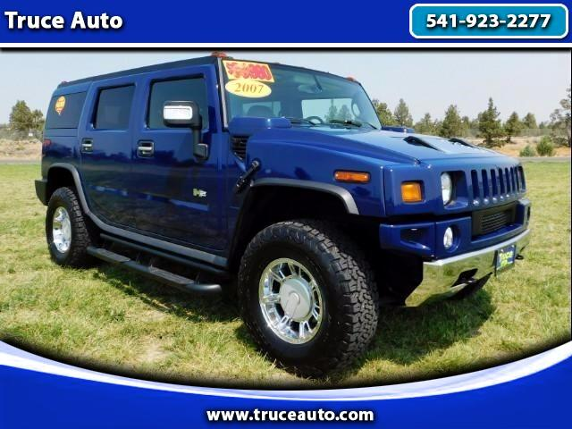 2007 HUMMER H2 4WD Impossible to find with LOW MILES ONE OWNER