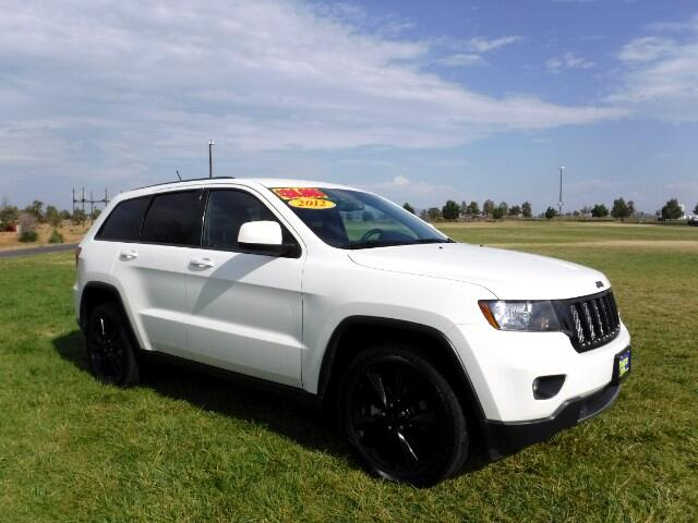 2012 Jeep Grand Cherokee Laredo 4WD ONE OWNER LOW MILES
