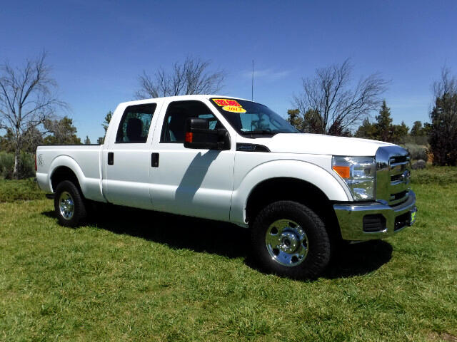 2013 Ford F-250 SD XL Crew Cab 4WD ONE OWNER