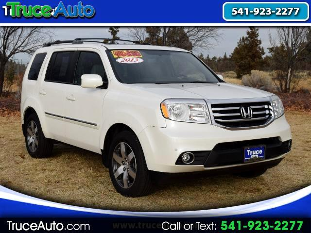 2013 Honda Pilot Touring 4WD ONE OWNER LOW MILES