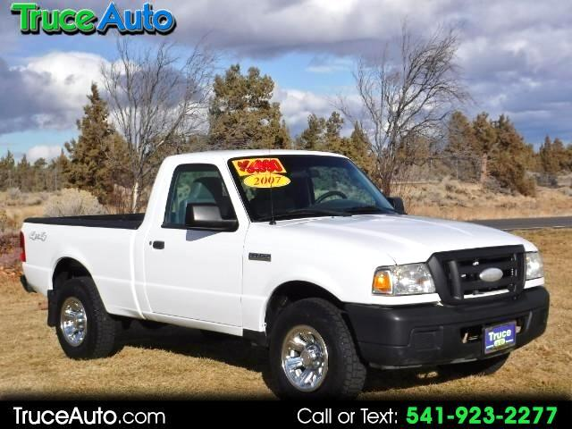 2007 Ford Ranger Sport 4WD ONE OWNER WELL MAINTAINED