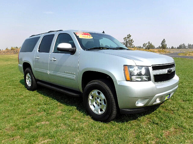2013 Chevrolet Suburban LTZ 1500 4WD LOADED THIRD ROW