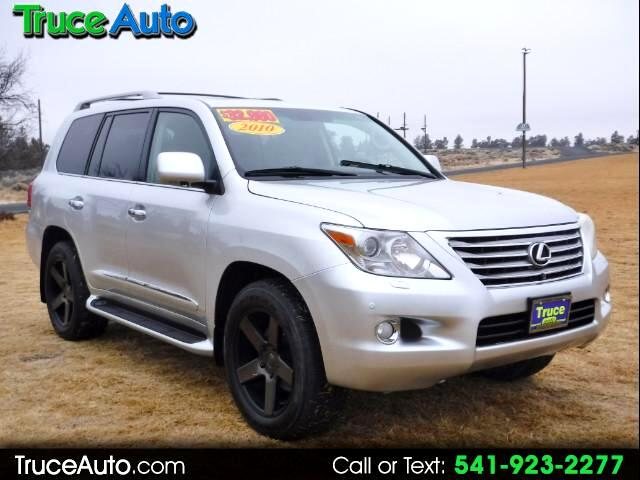 2010 Lexus LX 570 Sport Utility ONE OWNER