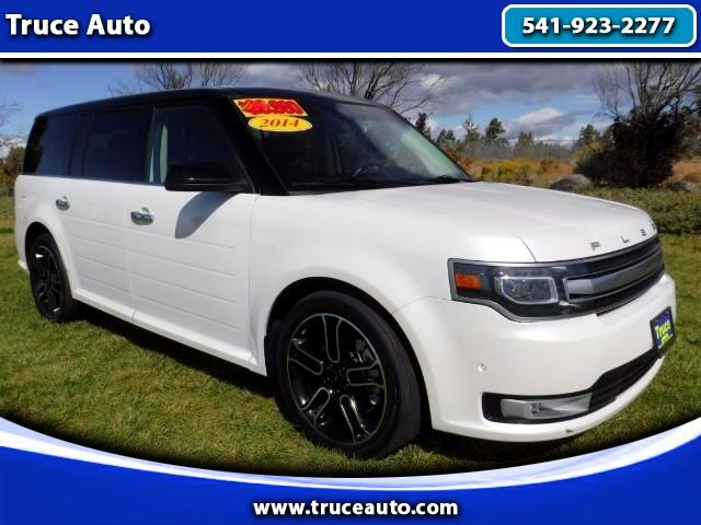 2014 Ford Flex Limited AWD w/Ecoboost ONE OWNER LOW MILES WELL MA