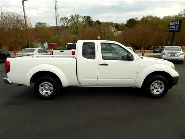 2014 Nissan Frontier 2WD King Cab I4 Auto S