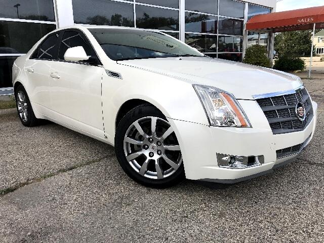 2008 Cadillac CTS 3.6 Luxury