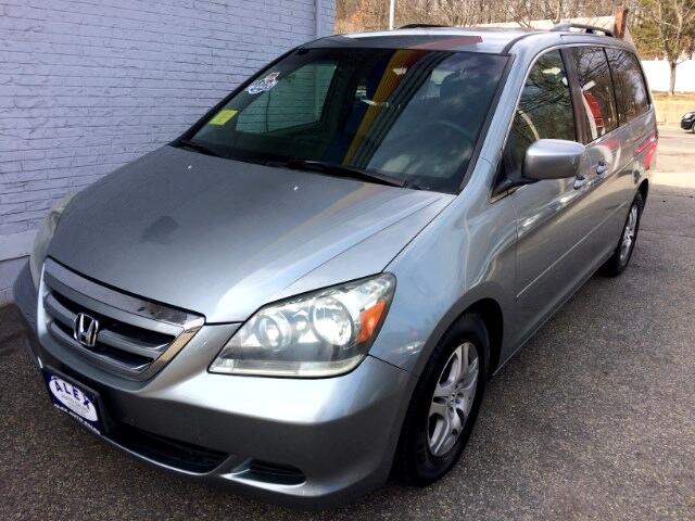 2005 Honda Odyssey EX
