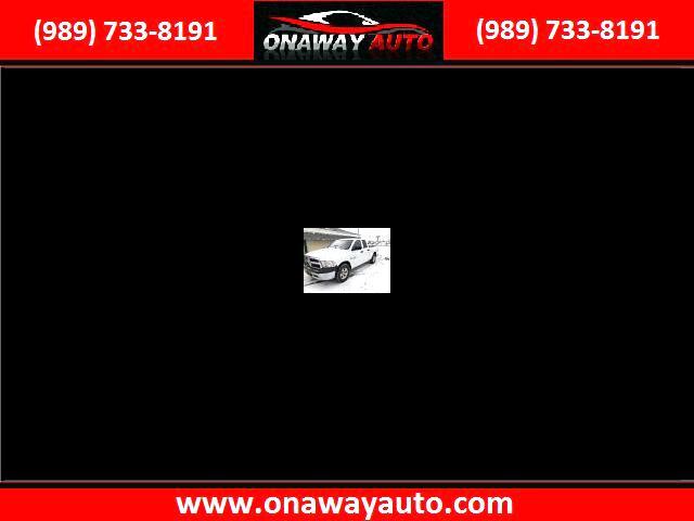 2014 RAM 1500 Tradesman Quad Cab 4WD