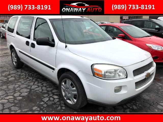 2008 Chevrolet Uplander Cargo Van