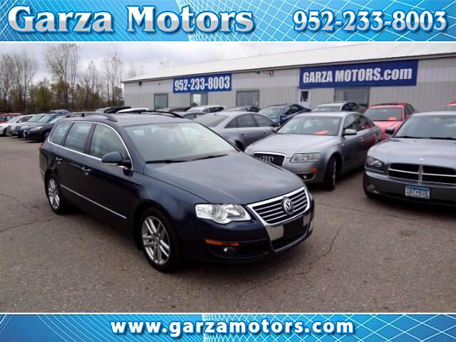2008 Volkswagen Passat Wagon Luxury
