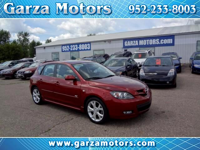 2009 Mazda MAZDA3 GT 5 Door Hatchback