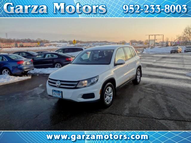 2013 Volkswagen Tiguan SEL 4Motion AWD