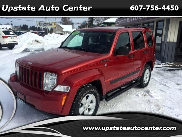 2010 Jeep LIBERTY SP