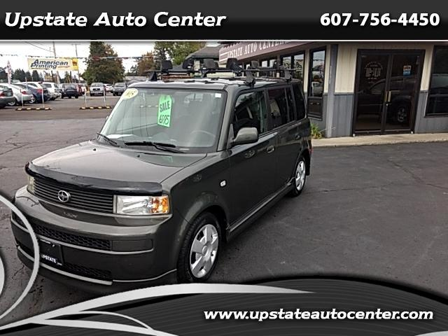 2005 Scion xB 5-Door Wagon 4-Spd AT