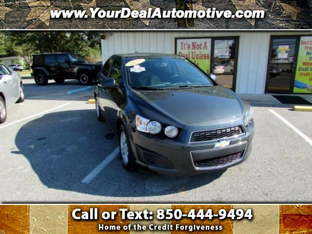 2015 Chevrolet Sonic LT Manual Sedan