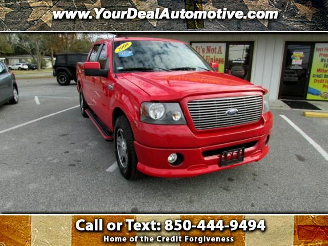 "2008 Ford F-150 2WD SuperCrew 157"" FX2"
