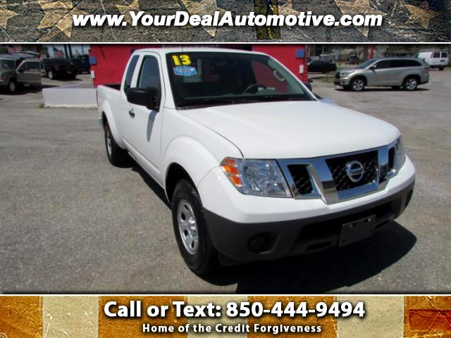2013 Nissan Frontier S King Cab 2WD
