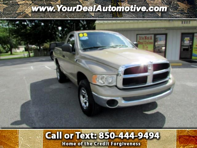 2005 Dodge Ram 1500 ST Long Bed 4WD