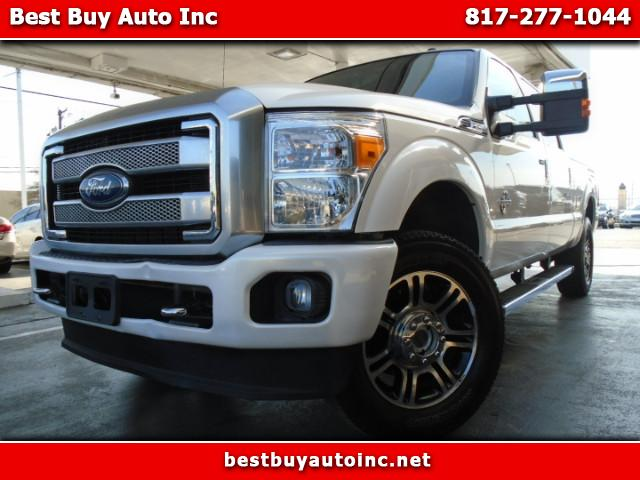 2015 Ford F-250 SD Platinum