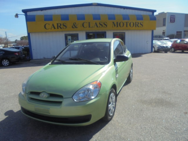 2009 Hyundai Accent GS 3-Door