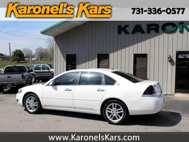2008 Chevrolet Impala 4dr Sdn LTZ