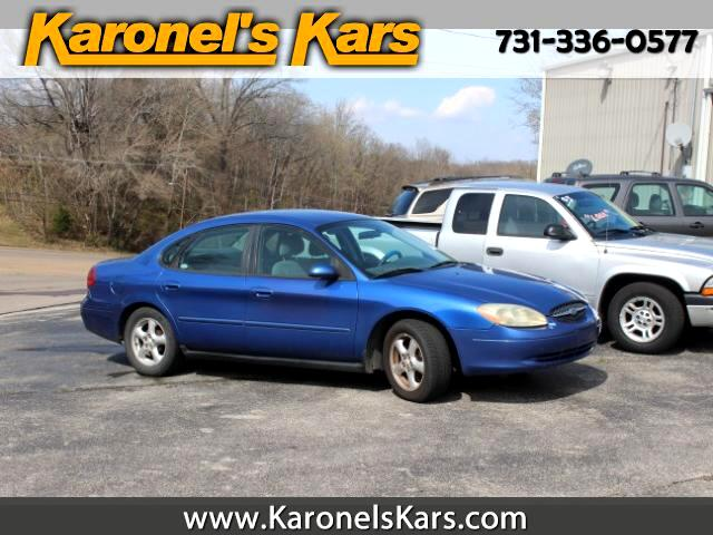 2003 Ford Taurus 4dr Sdn SE