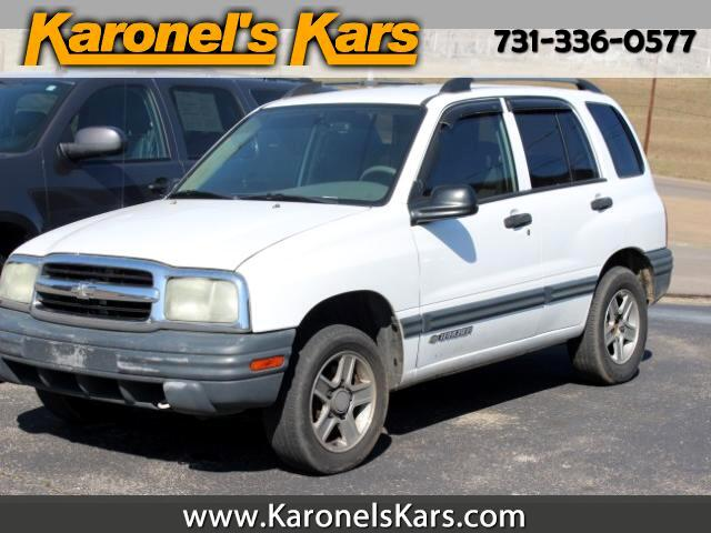 2004 Chevrolet Tracker Base 2WD