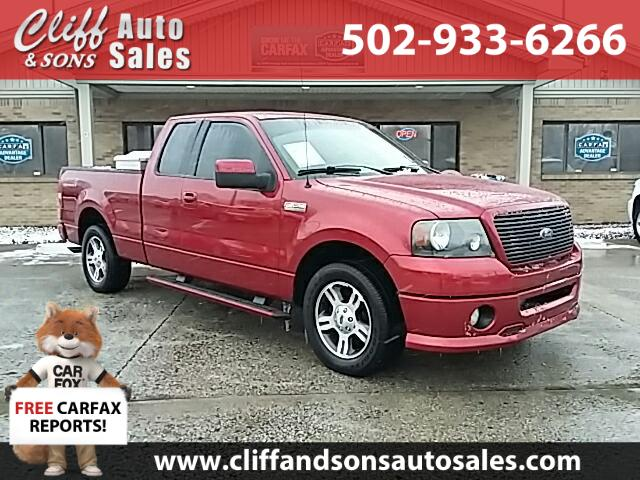 2007 Ford F-150 FX2 SuperCab 6.5-ft. Bed 2WD
