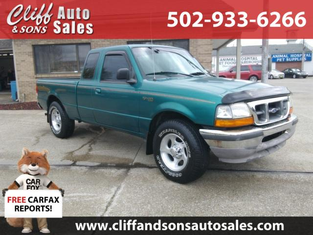 1998 Ford Ranger XL SuperCab 2WD