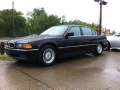 1998 BMW 7 Series 750iL Sedan 4D
