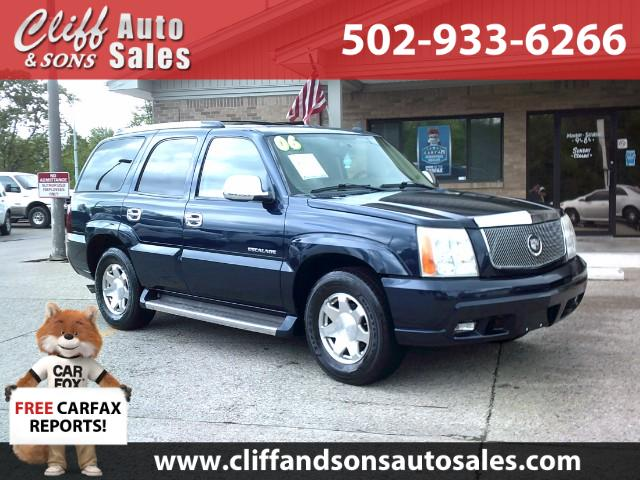 2006 Cadillac Escalade Luxury 2WD