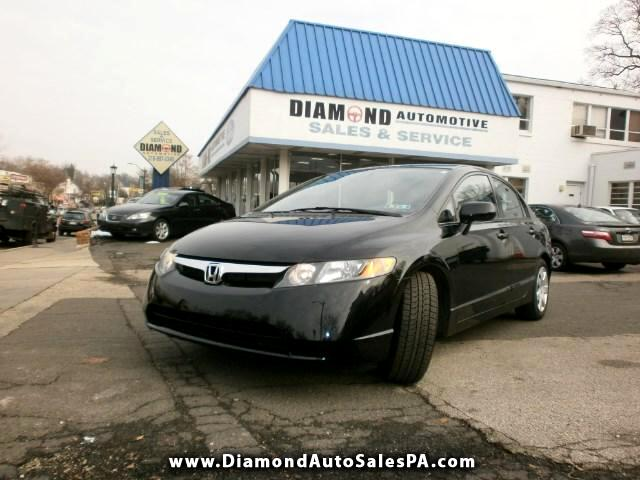 2008 Honda Civic LX Sedan AT