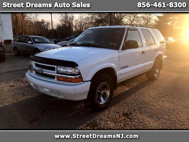 2004 Chevrolet Blazer 4-Door 2WD LS