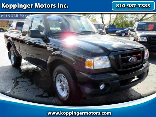 "2011 Ford Ranger 2WD 4dr SuperCab 126"" Sport"