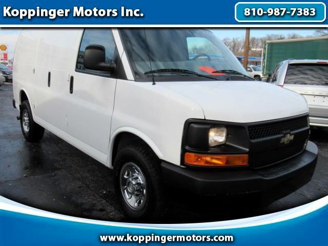 "2011 Chevrolet Express RWD 2500 135"""