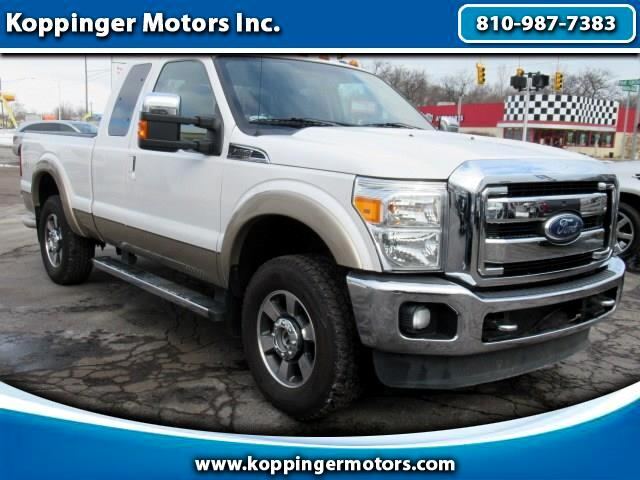 "2011 Ford F-250 SD 4WD SuperCab 142"" Lariat"